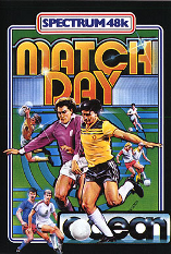 matchday cover - ZX Spectrum 30 years old